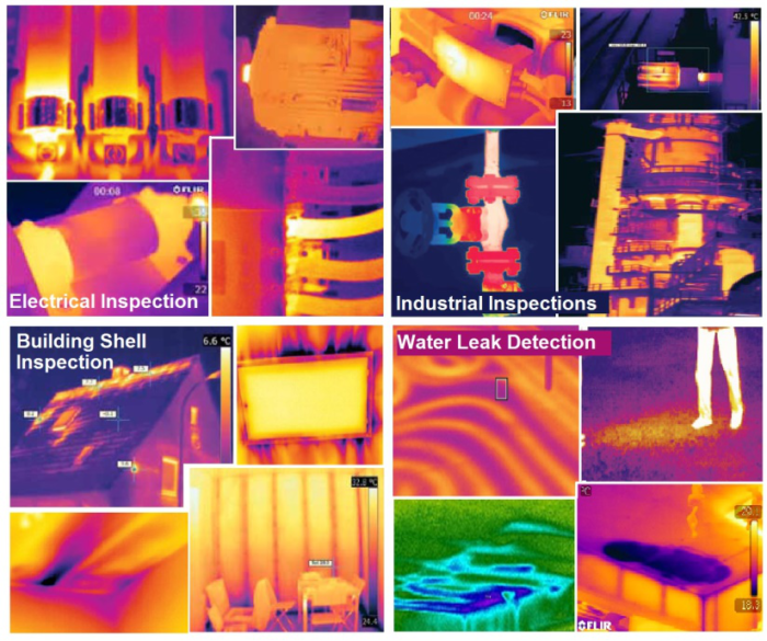 Photo of Thermal Scans